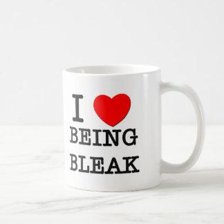 I Love Being Bleak Coffee Mug
