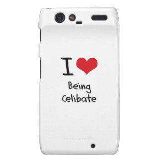 I love Being Celibate Motorola Droid RAZR Case