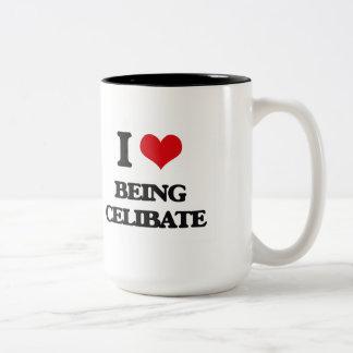 I love Being Celibate Mug