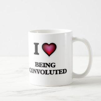 I love Being Convoluted Coffee Mug