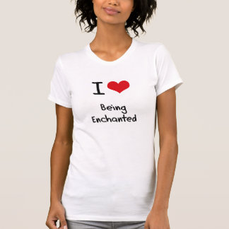 I love Being Enchanted Shirt