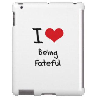 I Love Being Fateful