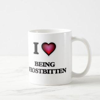 I Love Being Frostbitten Coffee Mug