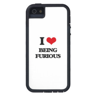 I Love Being Furious Case For iPhone 5