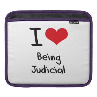 I love Being Judicial Sleeves For iPads