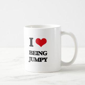I Love Being Jumpy Mug
