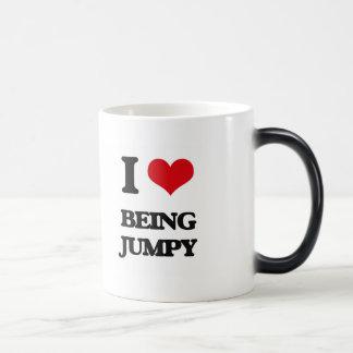 I Love Being Jumpy Coffee Mug