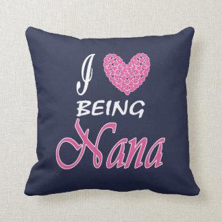 I love being NaNa Cushion