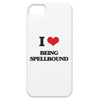 I love Being Spellbound iPhone 5 Covers
