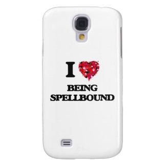 I love Being Spellbound Samsung Galaxy S4 Cases