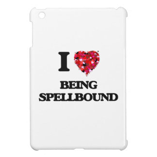 I love Being Spellbound iPad Mini Case