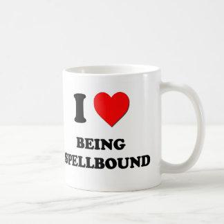 I love Being Spellbound Mugs