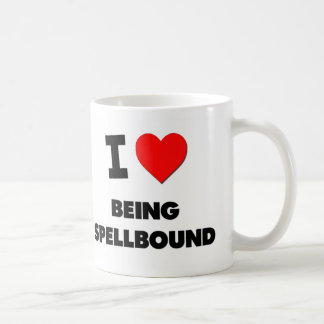 I love Being Spellbound Mug
