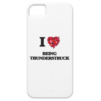 I love Being Thunderstruck iPhone 5 Covers