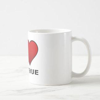 I LOVE BELLEVUE,WA - WASHINGTON COFFEE MUG
