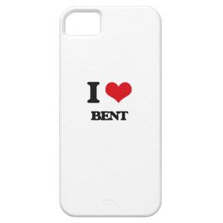 I Love Bent iPhone 5 Case