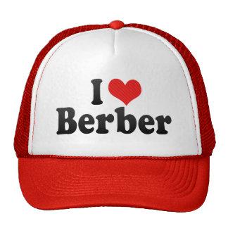 I Love Berber Cap
