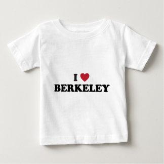 I Love Berkeley California T Shirts