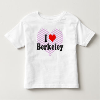 I Love Berkeley, United States Toddler T-Shirt