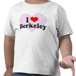 I Love Berkeley, United States Tees