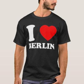 I LOVE BERLIN 3D T-Shirt