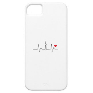 I love Berlin Barely There iPhone 5 Case