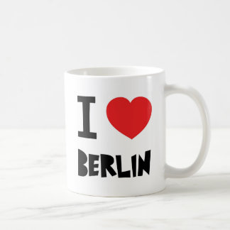 I love Berlin Coffee Mug
