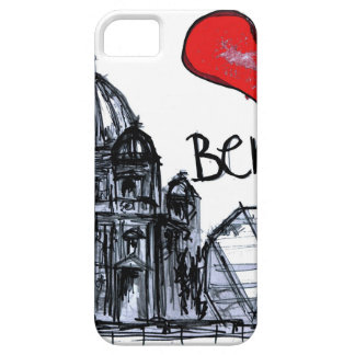 I love Berlin iPhone 5 Cases