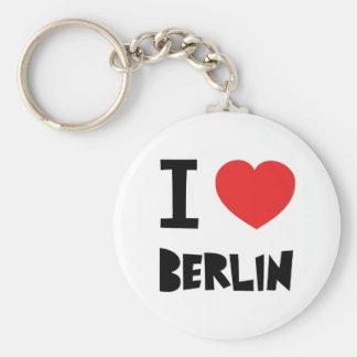 I love Berlin Key Ring