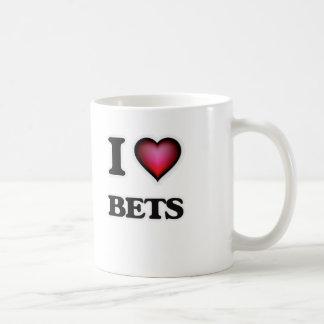 I Love Bets Coffee Mug
