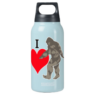 I LOVE BIGFOOT 1 INSULATED WATER BOTTLE