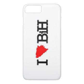 I LOVE BIH iPhone 8 PLUS/7 PLUS CASE