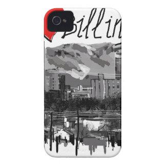 I love Billings Case-Mate iPhone 4 Case