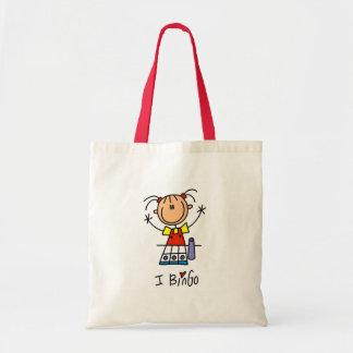 I Love Bingo Bags