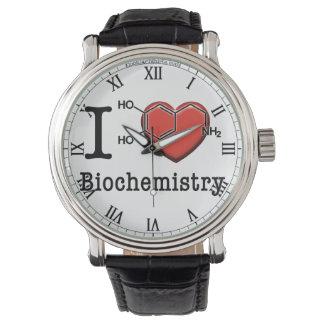 I Love Biochemistry Watch