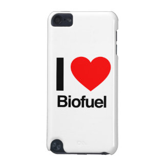 i love biofuel iPod touch 5G cover