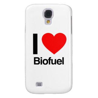 i love biofuel galaxy s4 covers