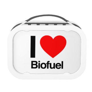 i love biofuel lunchboxes