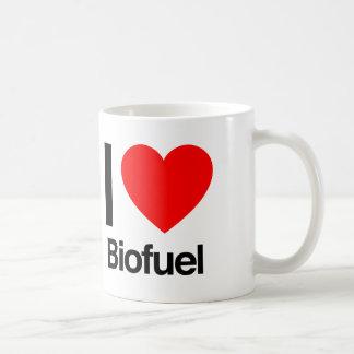 i love biofuel coffee mugs