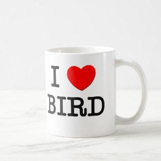 I Love Bird Coffee Mug