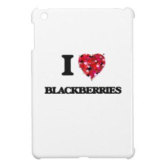 I Love Blackberries iPad Mini Cover