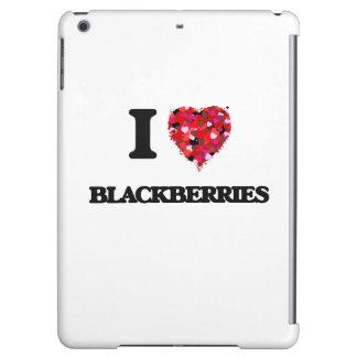 I Love Blackberries