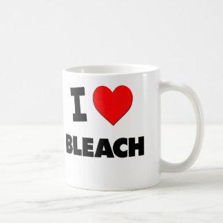 I Love Bleach Mug