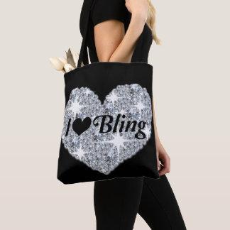 I Love Bling Bag
