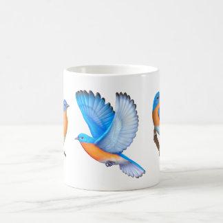 I Love Bluebirds Coffee Mug