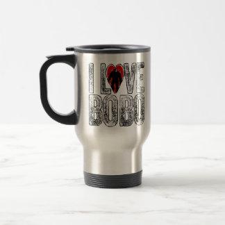 I Love Bobo Coffee Mug
