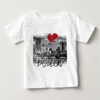 I love Boston Baby T-Shirt
