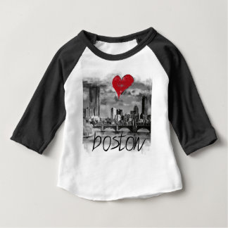 I love Boston Baby T-Shirt