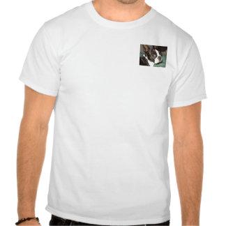 I love boston terrier! t-shirt