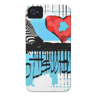 I love Botswana Case-Mate iPhone 4 Case